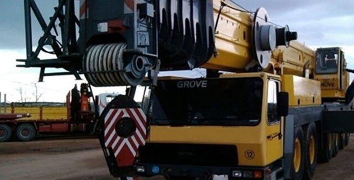 GROVE GMK 6220-L